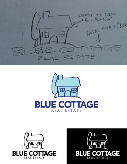 BLUE COTTAGE2